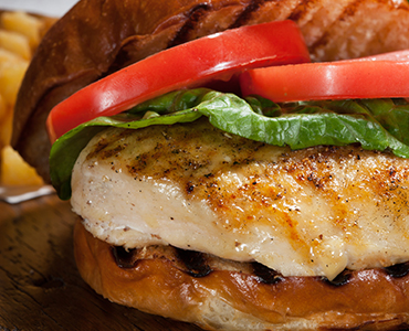 Mallory's Chicken Sandwich from Palmers