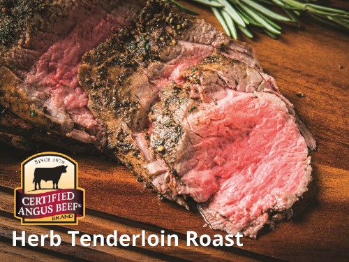 Herb Tenderloin Roast