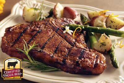 The Perfect Backyard Porterhouse Steak Meal